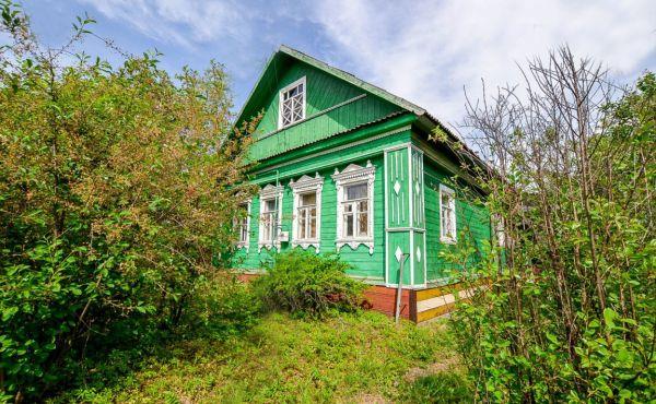 Жилой дом с газом в Волоколамске